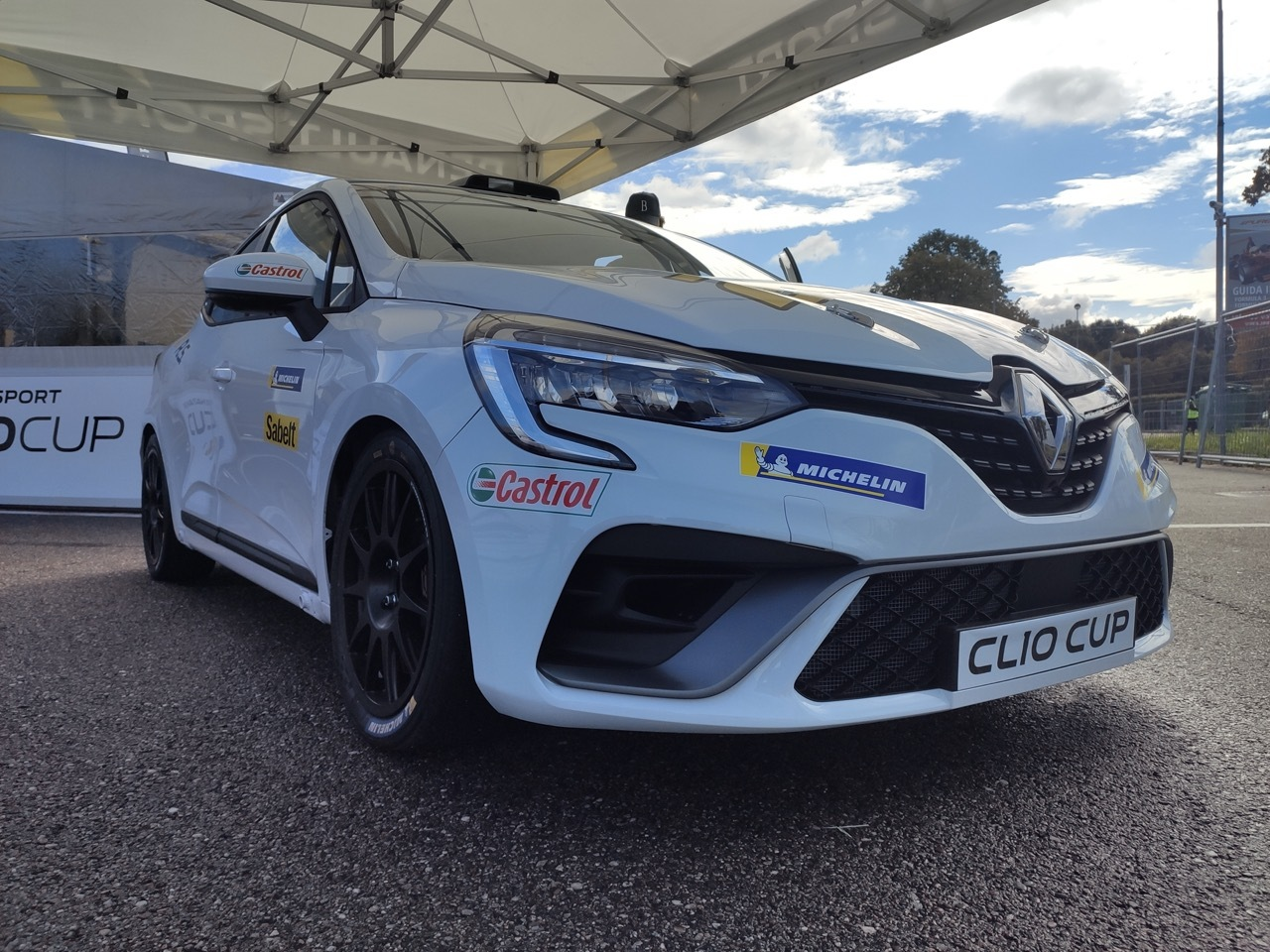Renault Clio Cup 2021