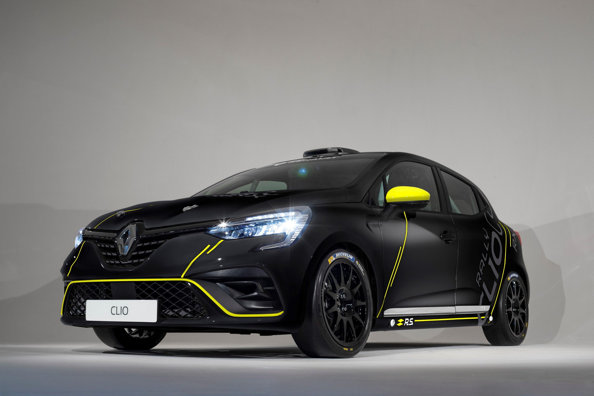 Renault Clio Cup, Rally, RX