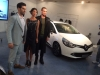 Renault Clio Duel - Evento Capsule Collection a Milano 01-10-2015