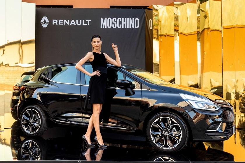 Renault Clio Moschino settembre 2018