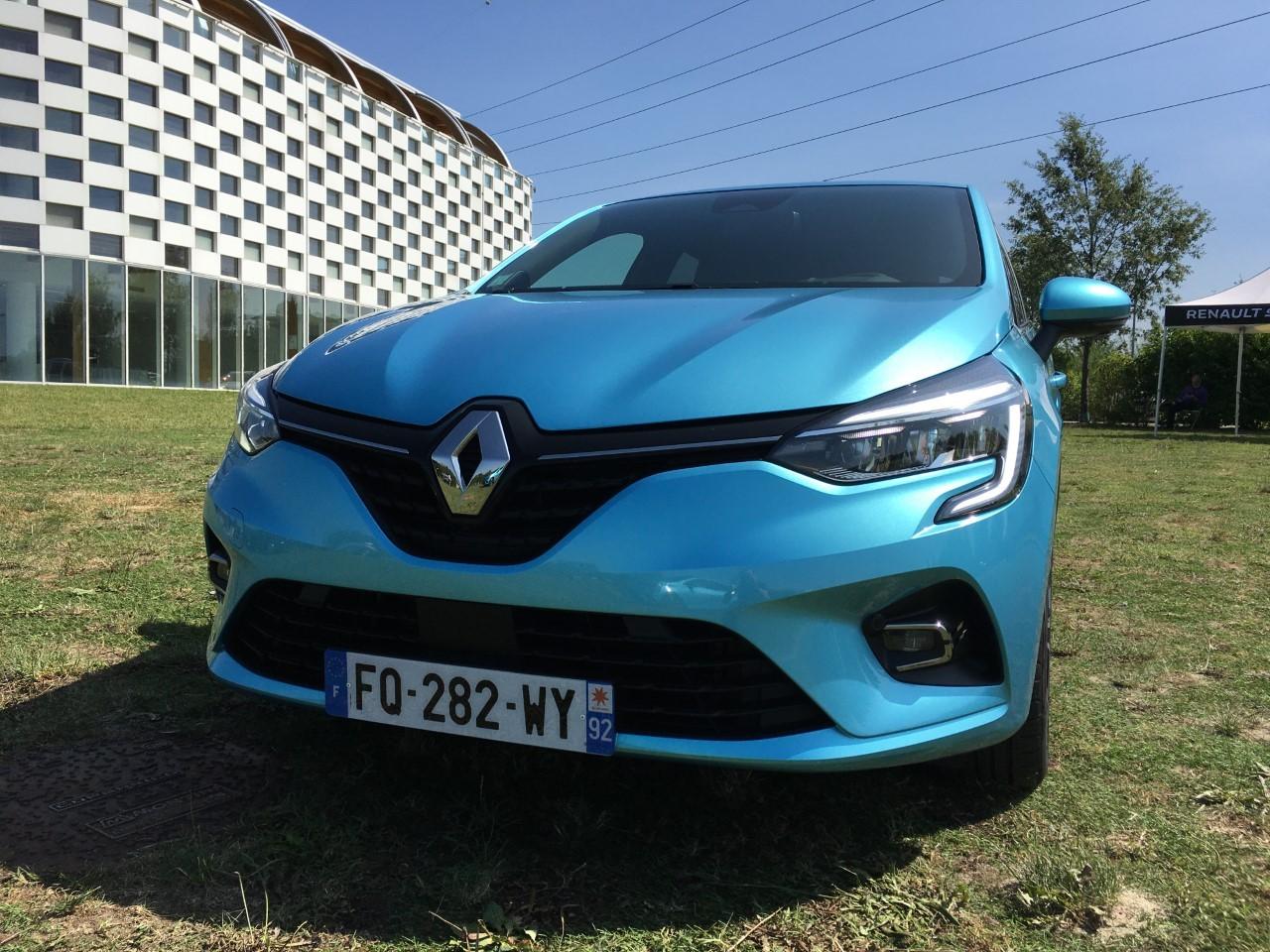 Renault E-Tech - Prova Arese - Luglio 2020