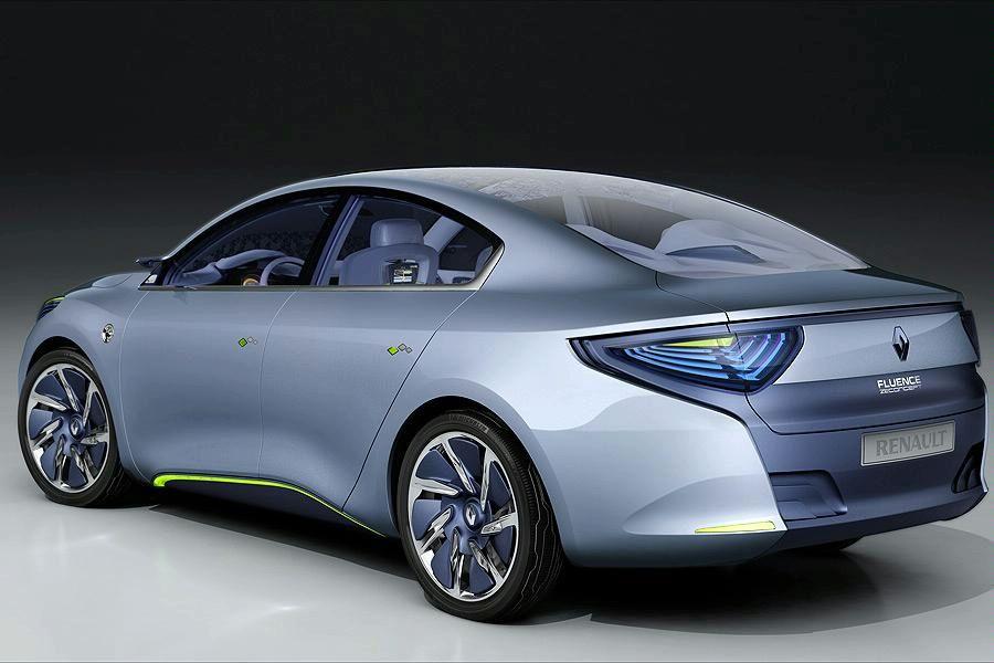 Renault Fluence Zero Emission Concept - 2/