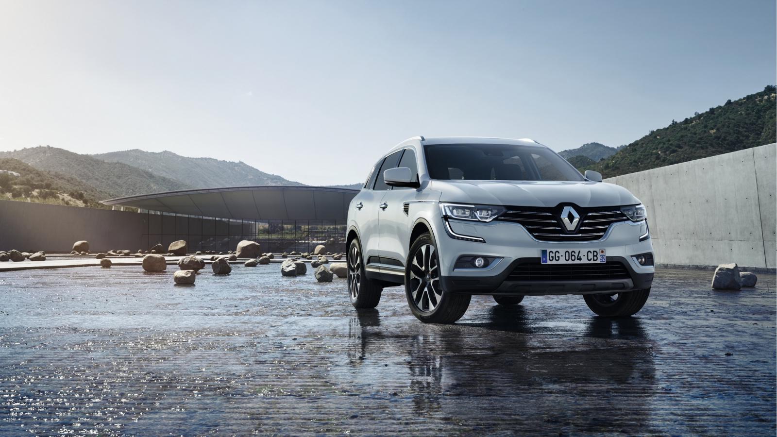 Renault Koleos 2016