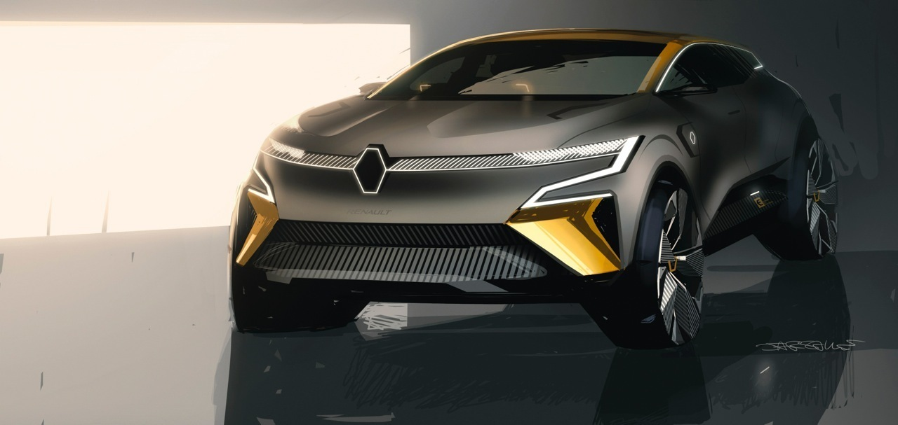 Renault Megane Evision - Foto ufficiali