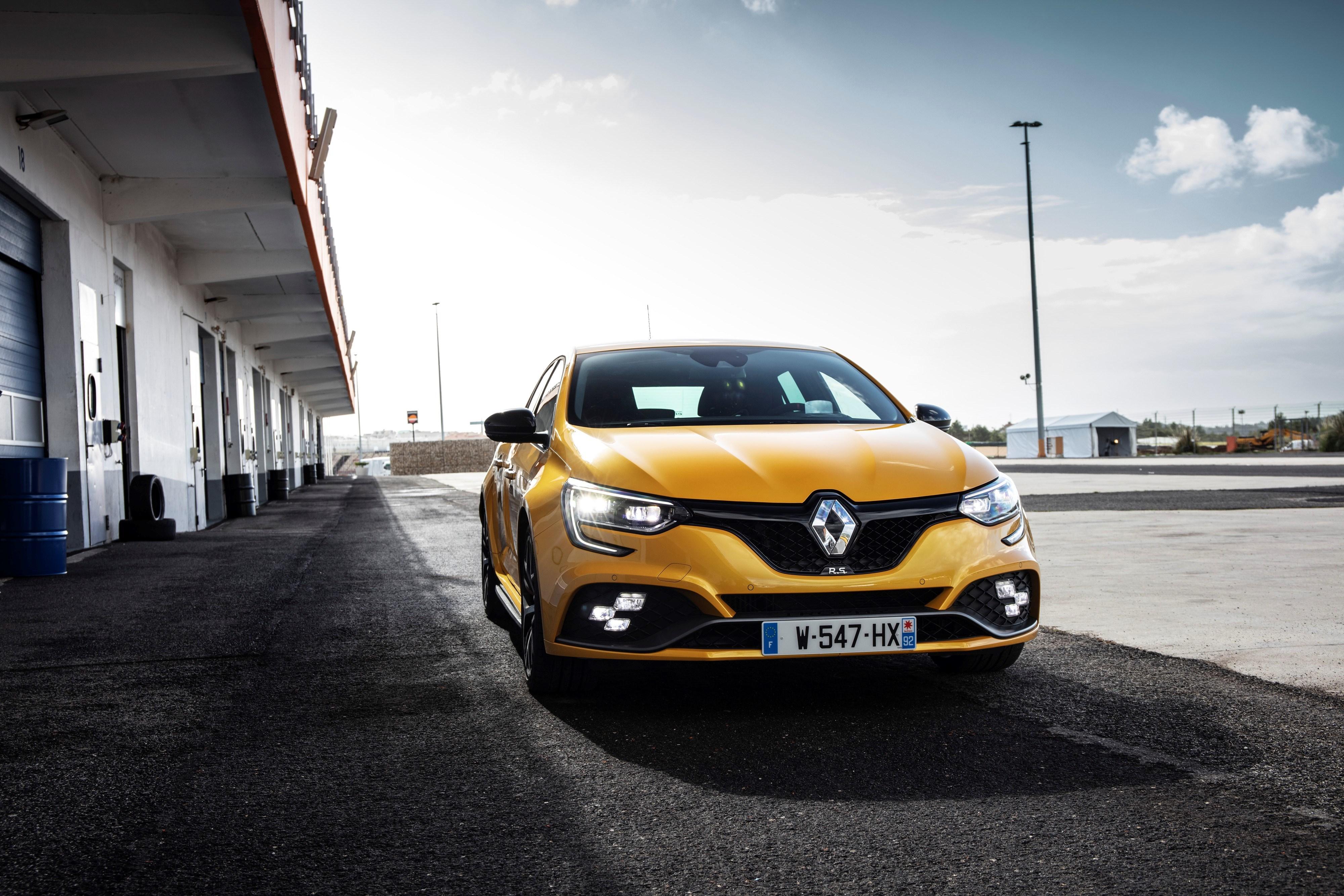 Renault Megane RS Trophy MY 2019