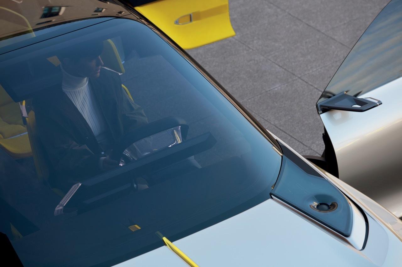 Renault Morphoz  - Foto ufficiali