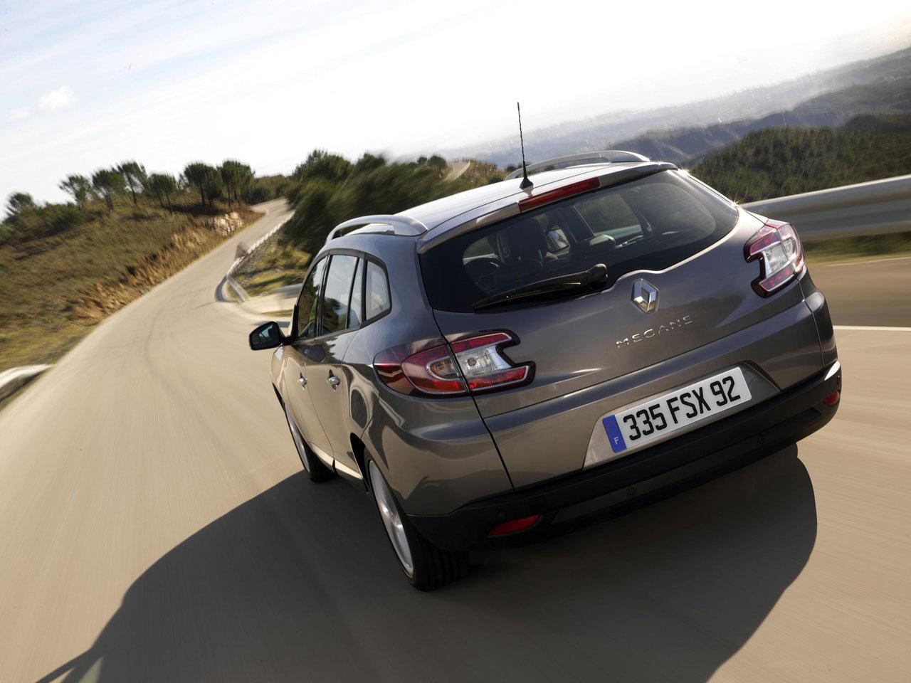Renault New Megane SporTour
