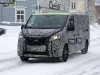 Renault Trafic 2015 - Foto spia 17-03-2014