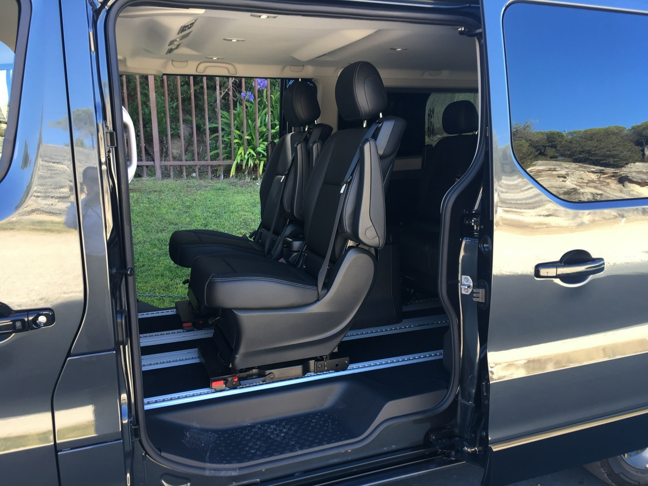 Renault Trafic e Master - Test drive Cascais