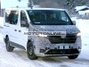 Renault Trafic - Foto spia 15-4-2020