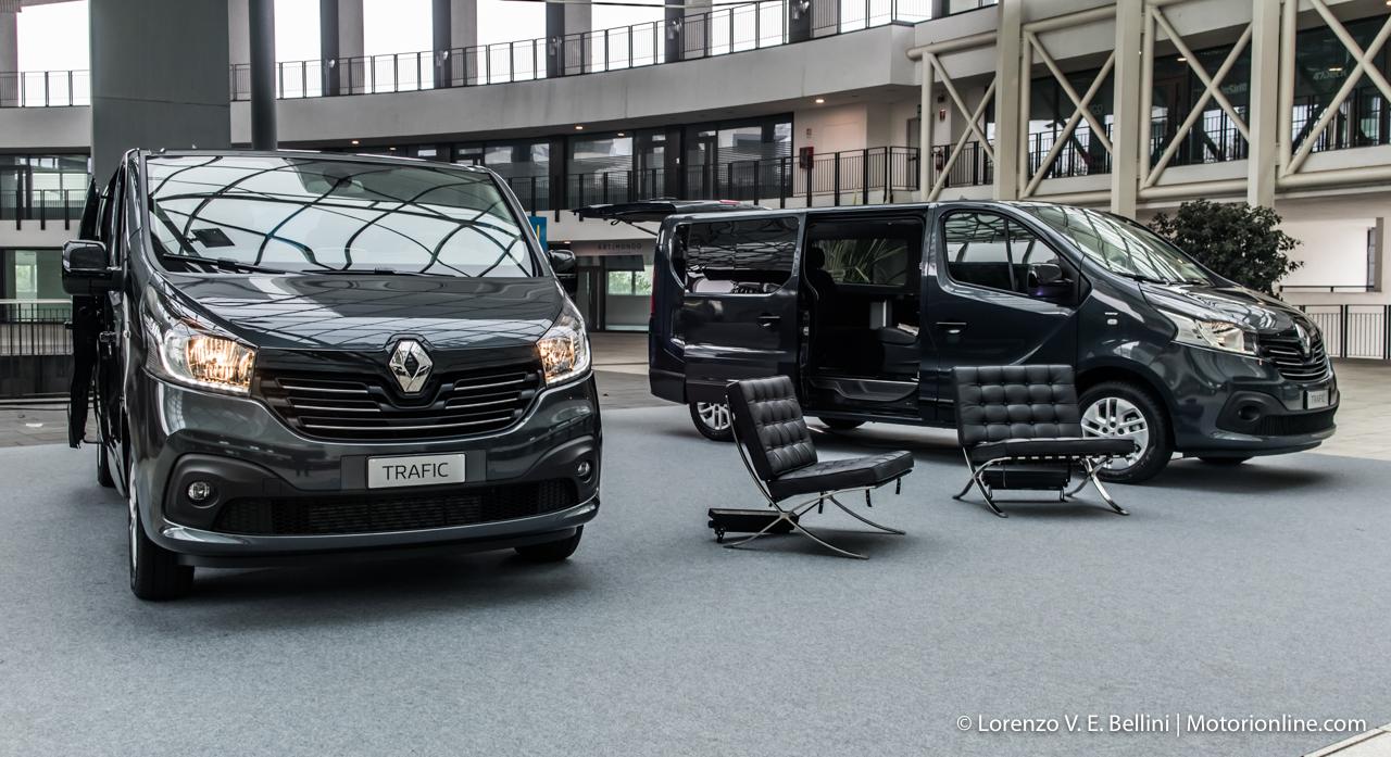 Renault Trafic Spaceclass Anteprima Italiana 29 32