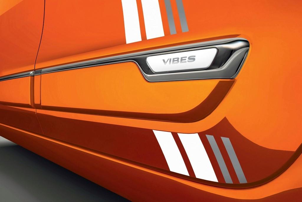 Renault Twingo elettrica - VIBES allestimento