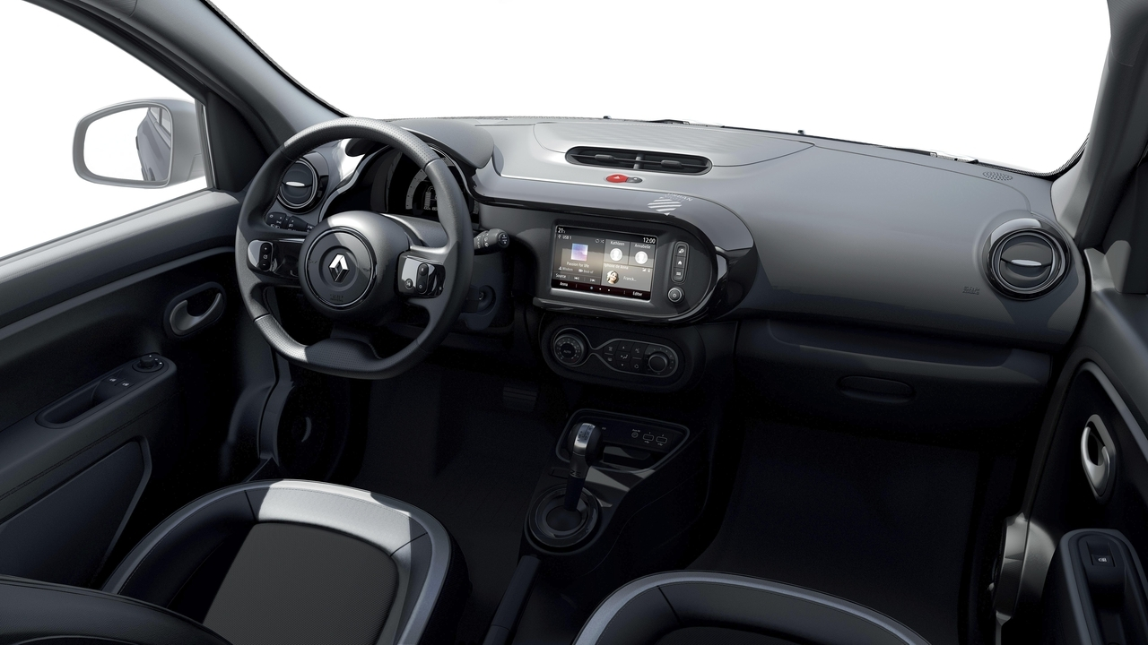 Renault Twingo Urban Night - Foto ufficiali