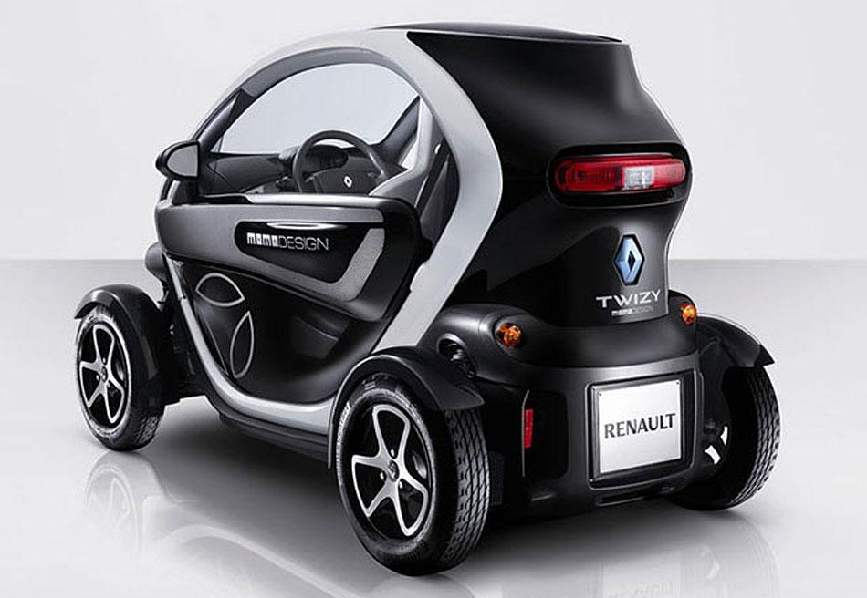 Renault twizy by momo design 2 3 - Momo design prezzi ...
