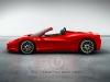 Rendering Ferrari 458 Italia Scuderia