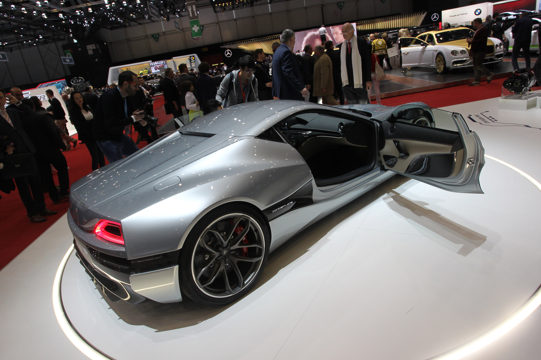 Rimac Concept One - Salone di Ginevra 2016