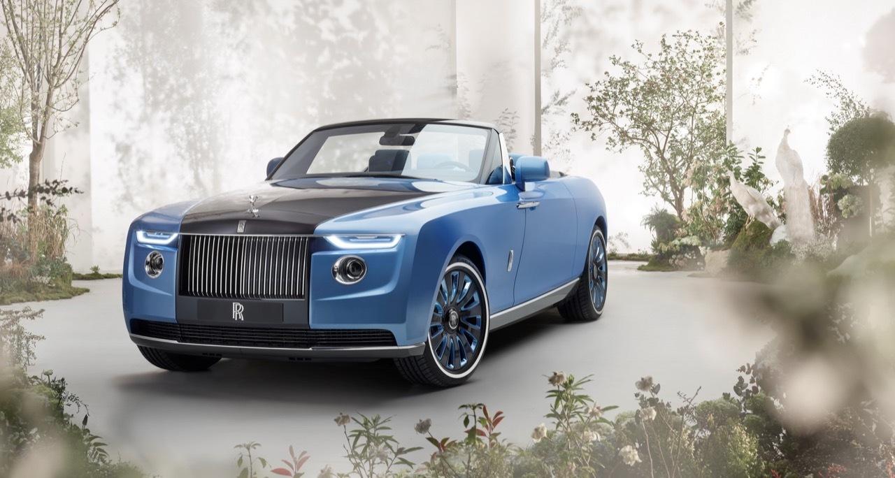Rolls-Royce Boat Tail - Foto Ufficiali