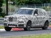 Rolls-Royce Cullinan - Foto spia 26-07-2017