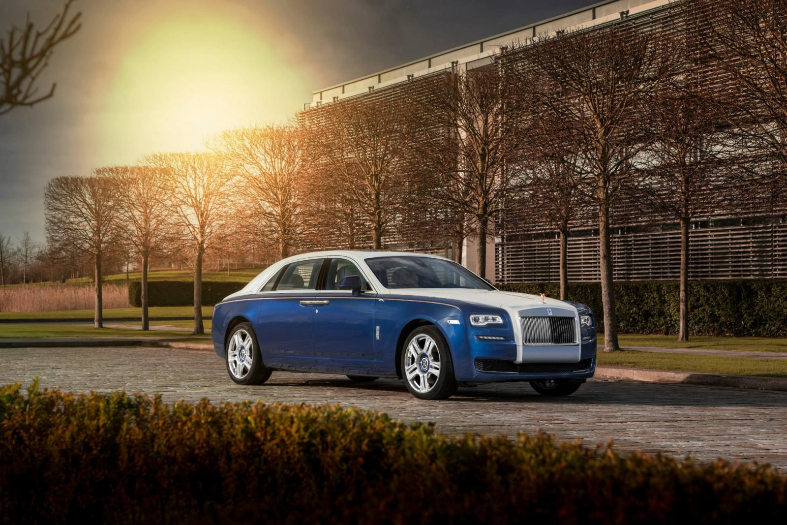 Rolls Royce Ghost Mysore Collection