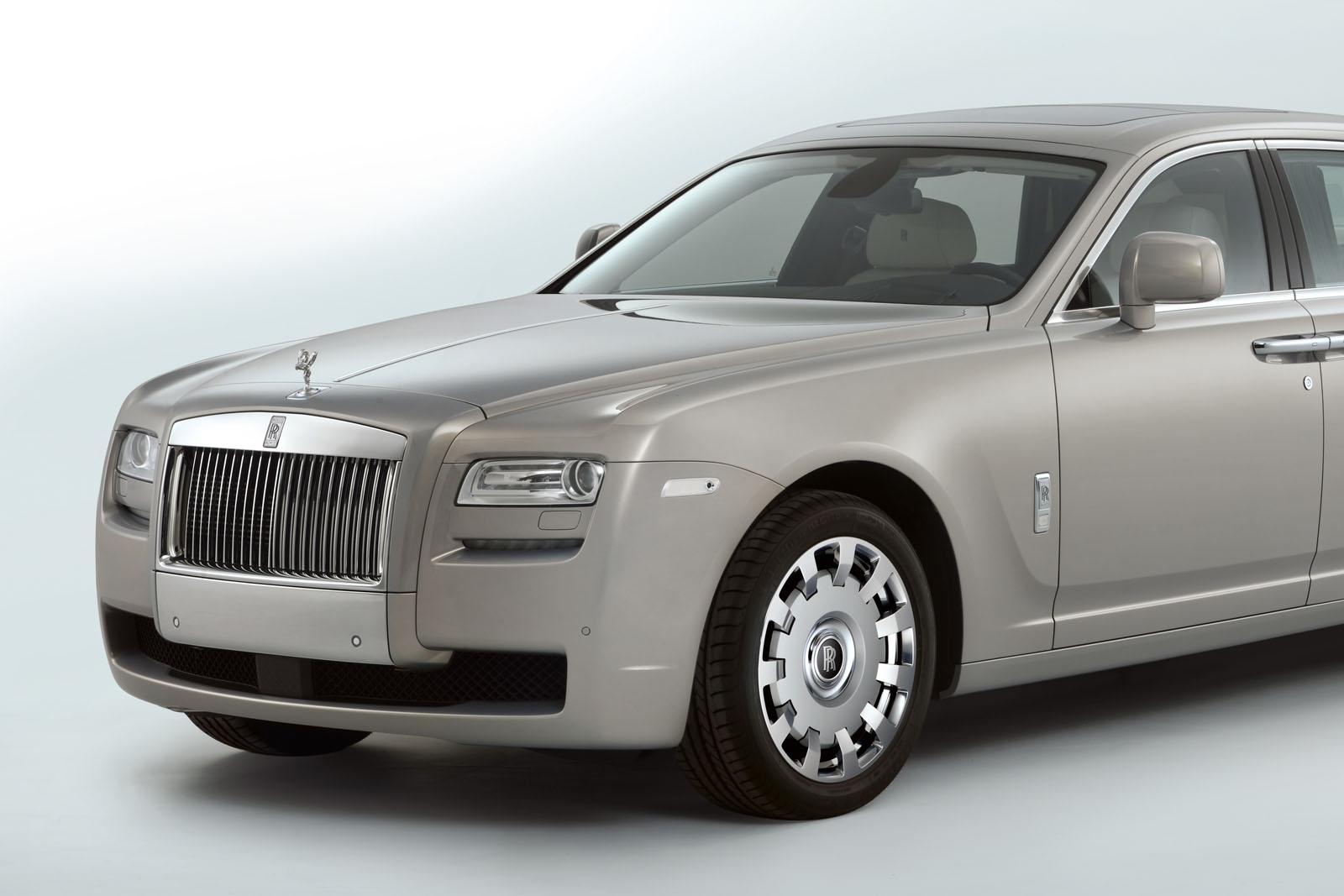 Rolls-Royce Ghost passo lungo