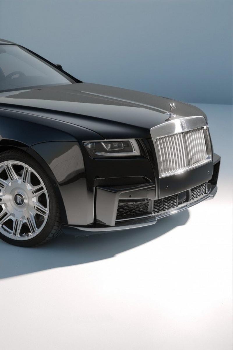 Rolls-Royce Ghost SPOFEC Mansory