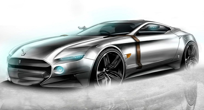 Rolls Royce Phantasm