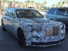 Rolls-Royce Phantom 2018 (foto spia)