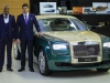 Rolls-Royce Phantom Coupe Tiger e Ghost Golf Edition