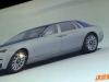 Rolls-Royce Phantom MY 2018 - Foto leaked