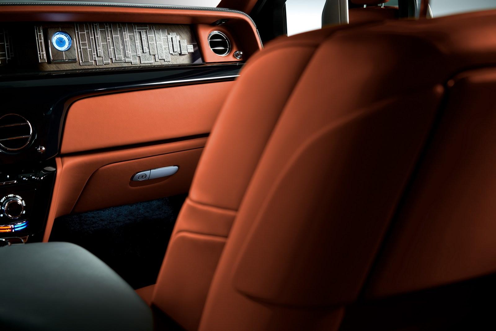 Rolls-Royce Phantom MY 2018
