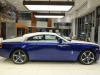 Rolls-Royce Wraith Cobalto Blue English White