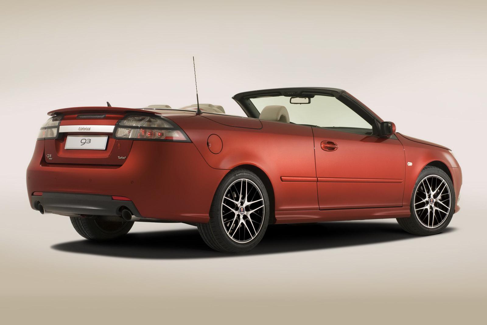 Saab 9-3 Independence Edition