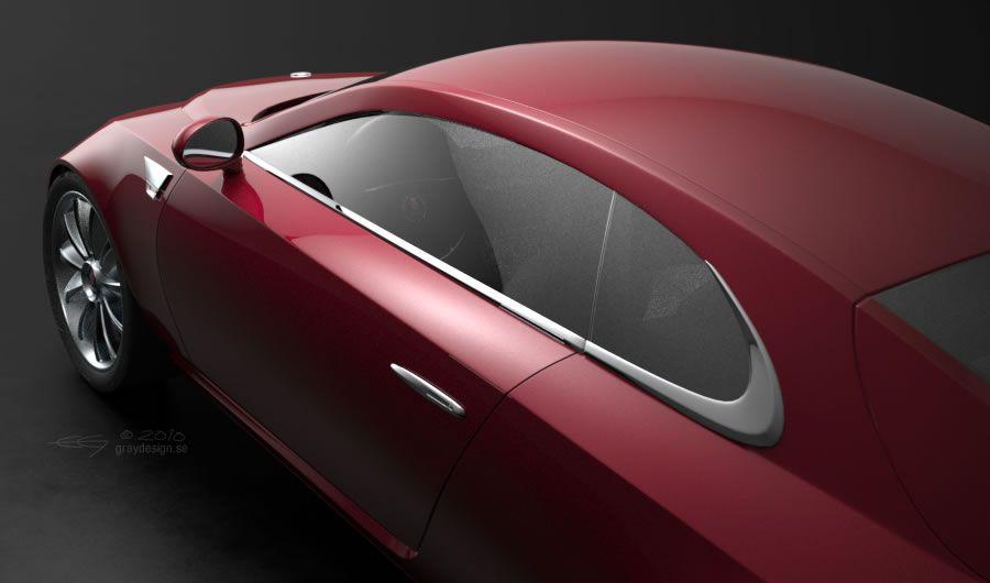 Saab 92010 Sixten Concept