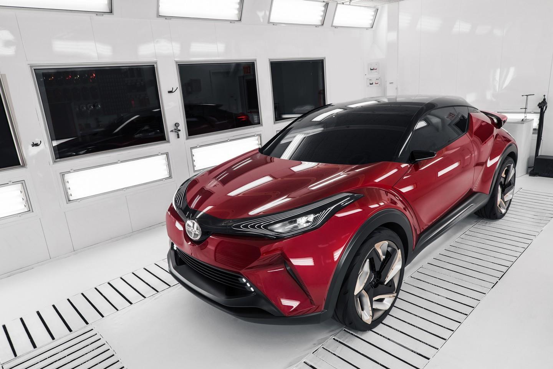 Scion C-HR Concept