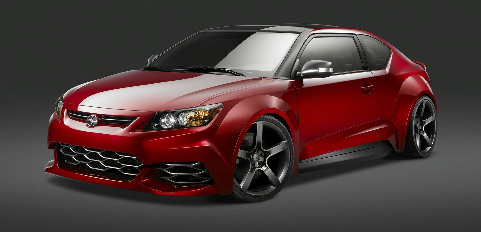 Scion tC by Five Axis