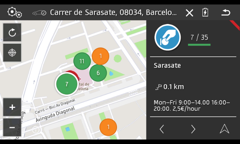 Seat Ateca Smart City Car