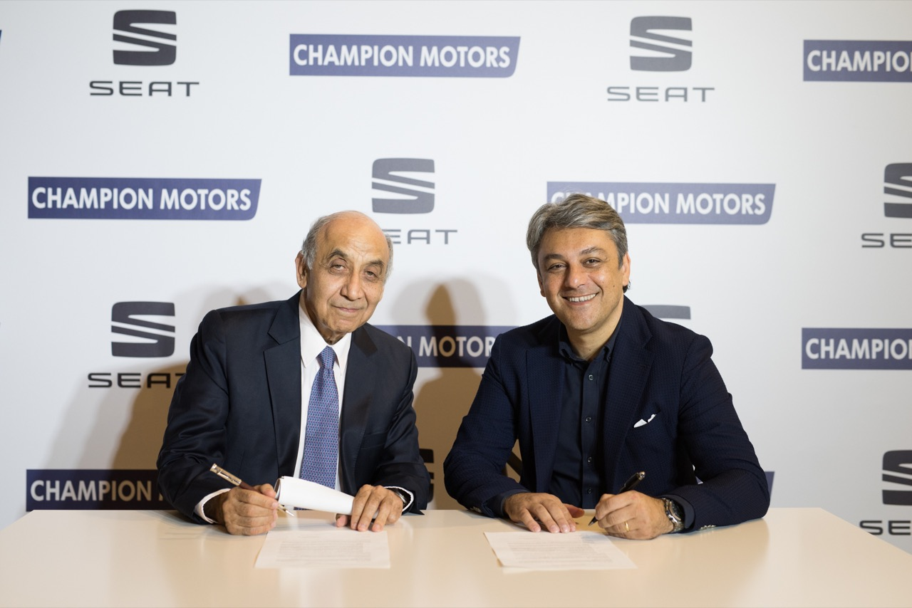 SEAT e Champion Motors - XPLORA