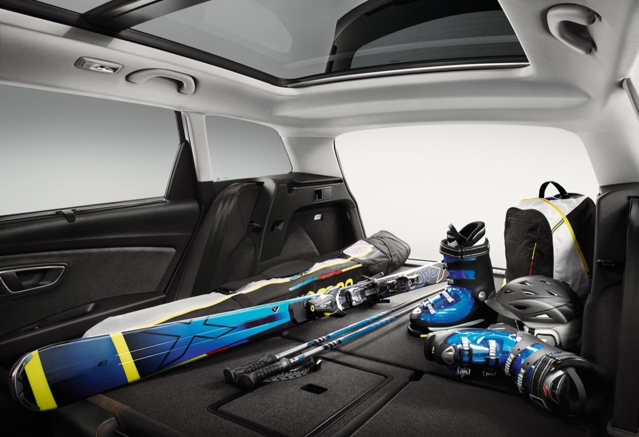 SEAT - gamma 4Drive