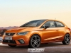 SEAT Ibiza 2017 - Versioni gamma - Rendering