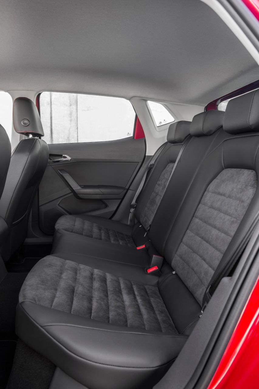 SEAT Ibiza TGI - Test drive