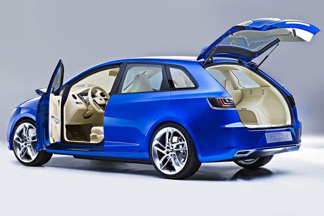 Seat Ibz Sport Tourer Concept