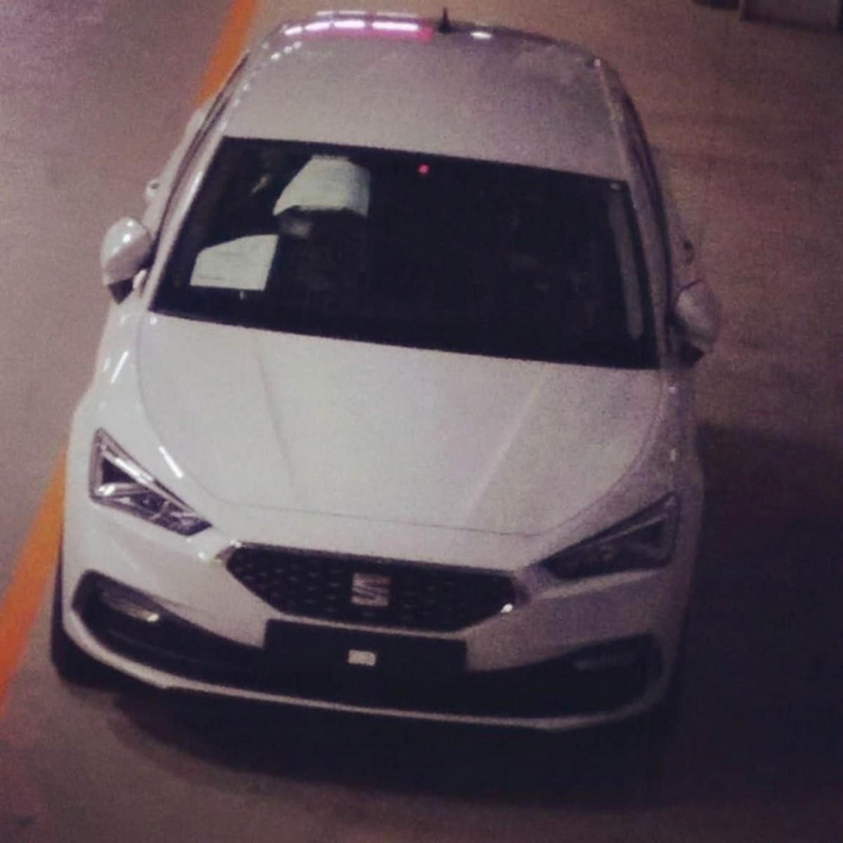 Seat Leon 2020 - Foto leaked