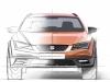 Seat Leon Cross Sport - Sketch