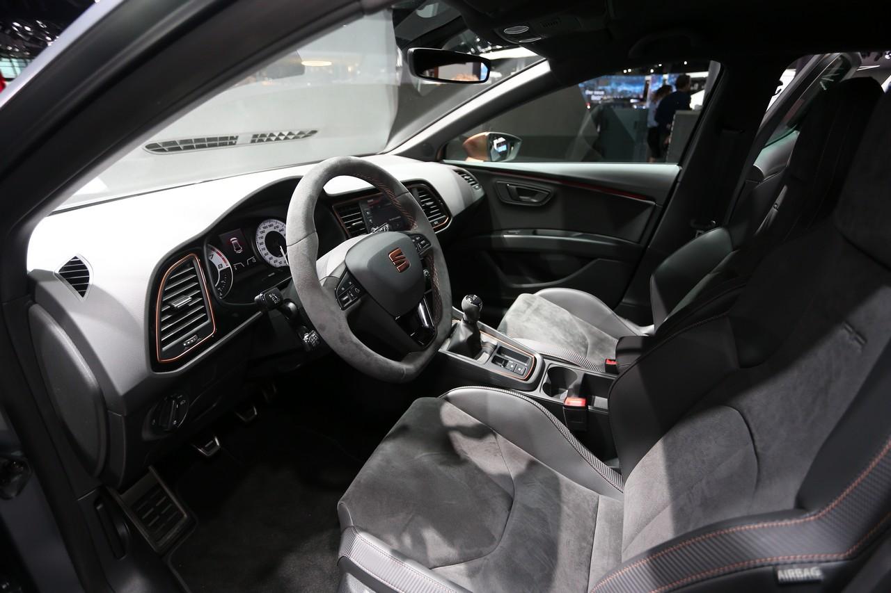 SEAT Leon Cupra R - Salone di Francoforte 2017