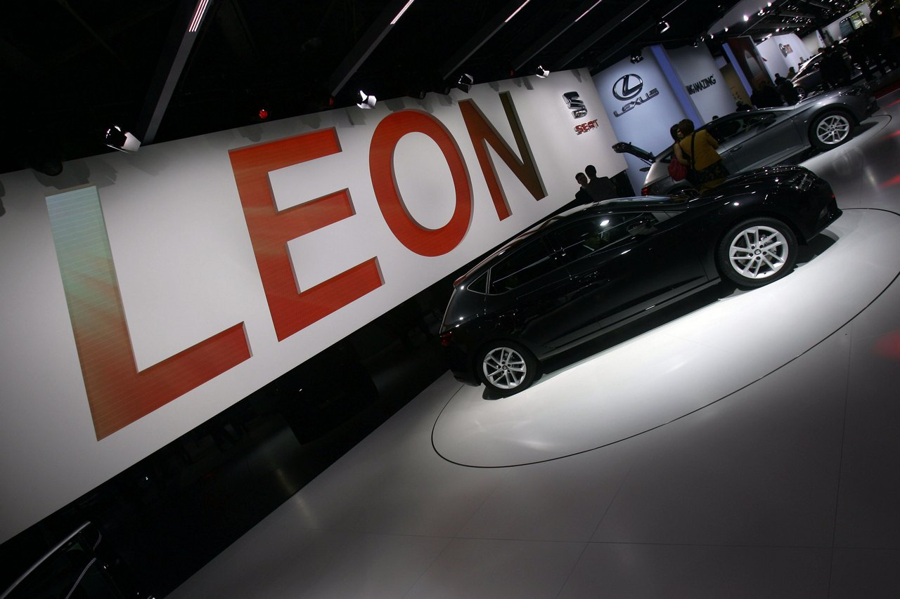 Seat Leon - Salone di Parigi 2012