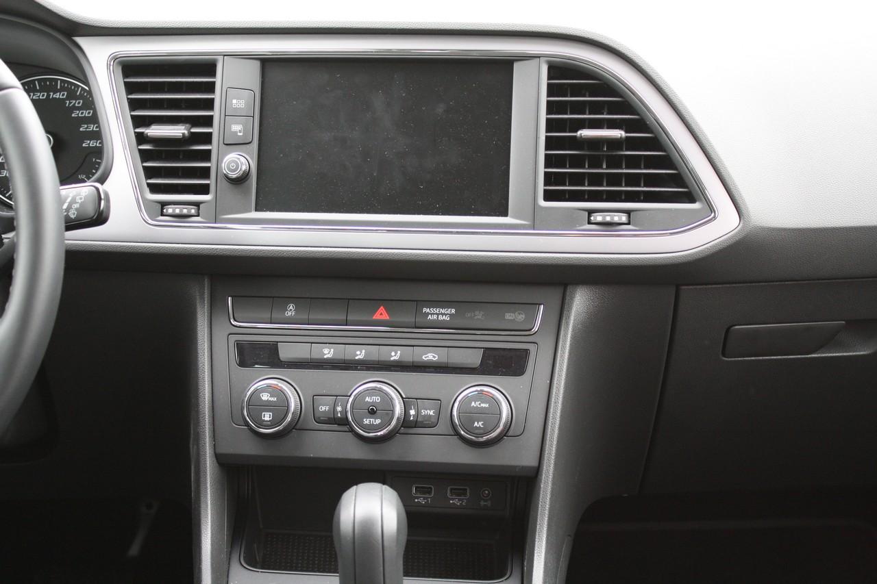 Seat Leon ST 2017 - Test Drive