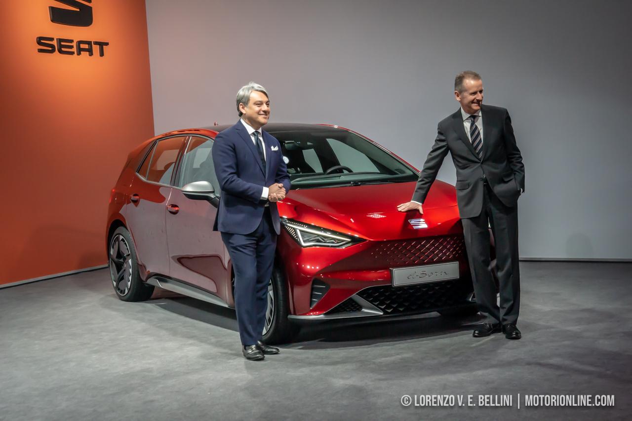 SEAT Media Convention 2019 - Mercato, auto elettriche, batterie e network