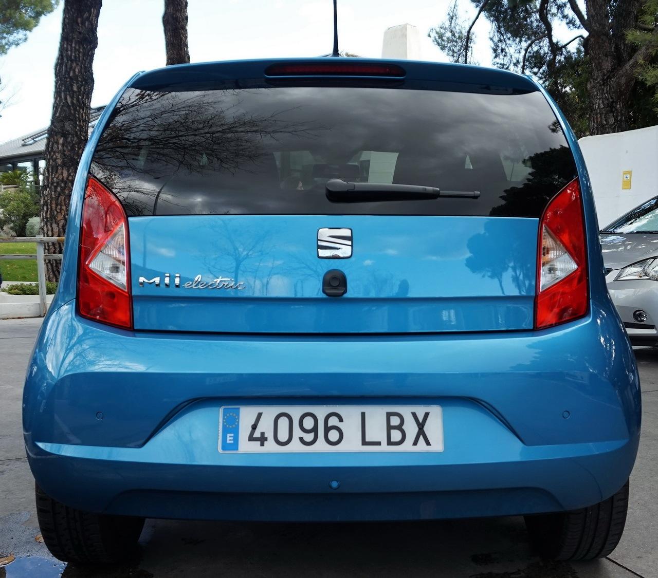 seat mii electric - test drive in anteprima