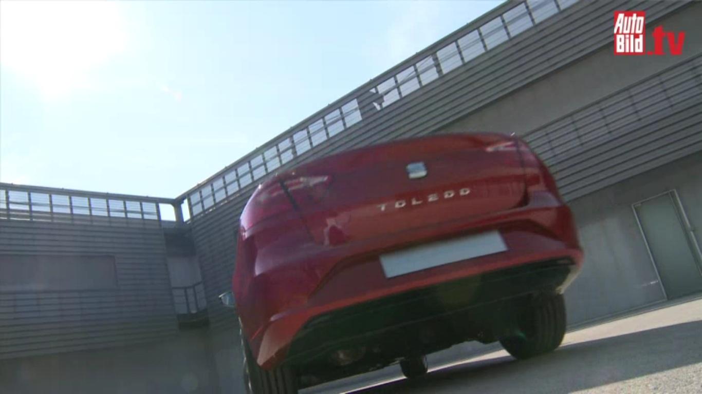 Seat Toledo Concept prime immagini