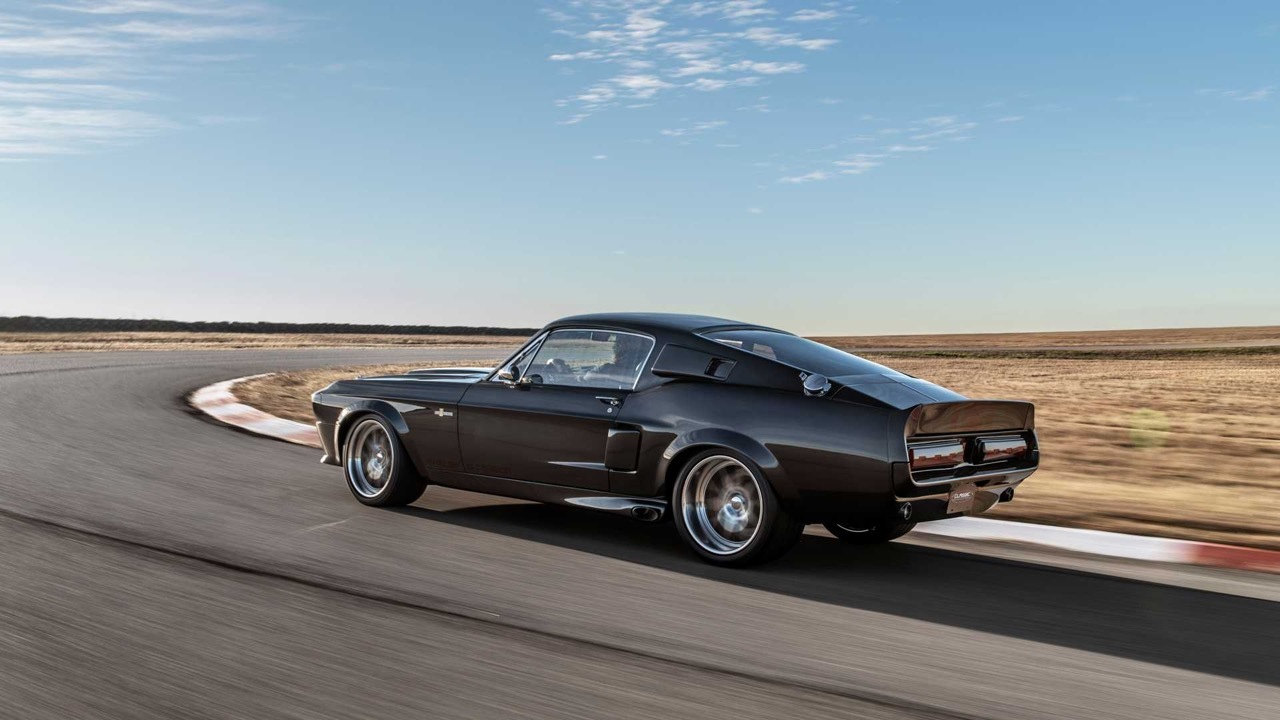 Shelby GT500CR Classic Creations